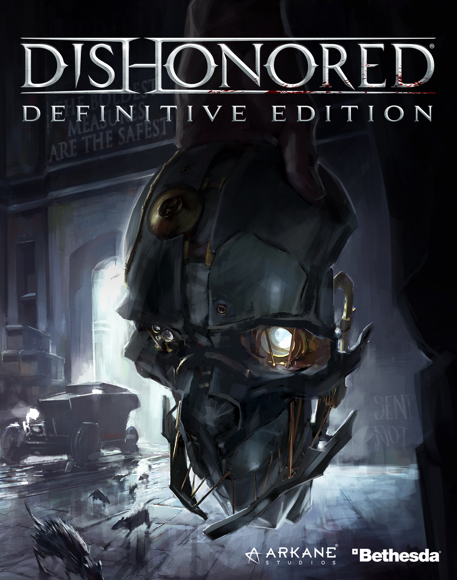 14 - Dishonored Definitive Edition Key Art