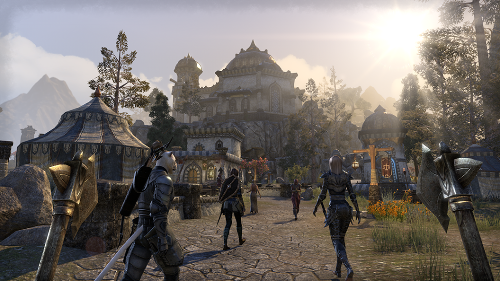 Your First Five Hours in The Elder Scrolls Online: Tamriel Unlimited